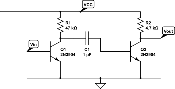 What Is The Way To Calculate The Voltage Gain Of Cascade