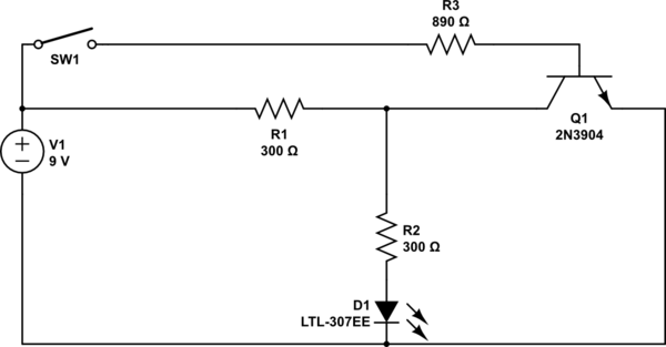 In A NOT Gate Circuit, Does Charge Not
