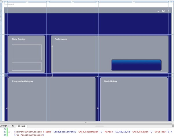 WPF styles and grid layout issues - Stack Overflow