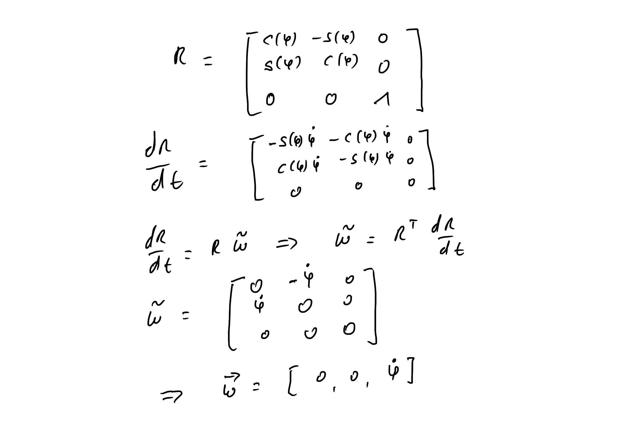 Rotational Kinematics