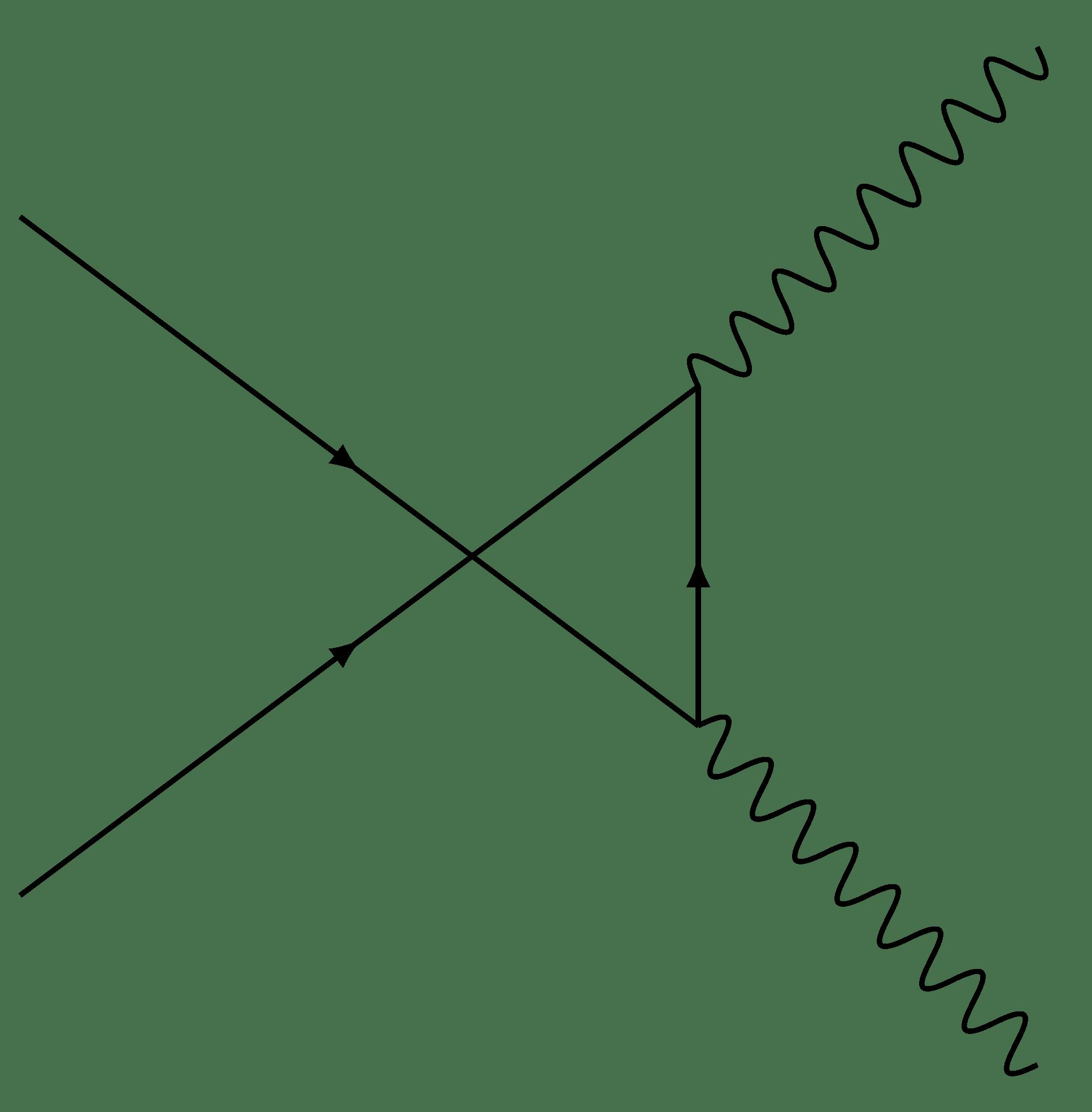 Electron Positron Annihilation Feynman Diagram