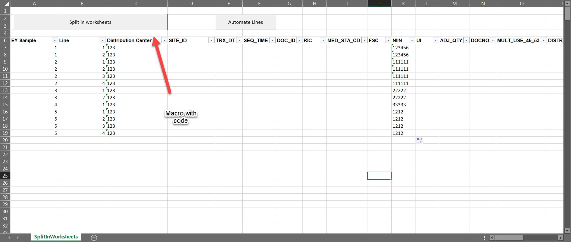 Excel Worksheet Not Visible