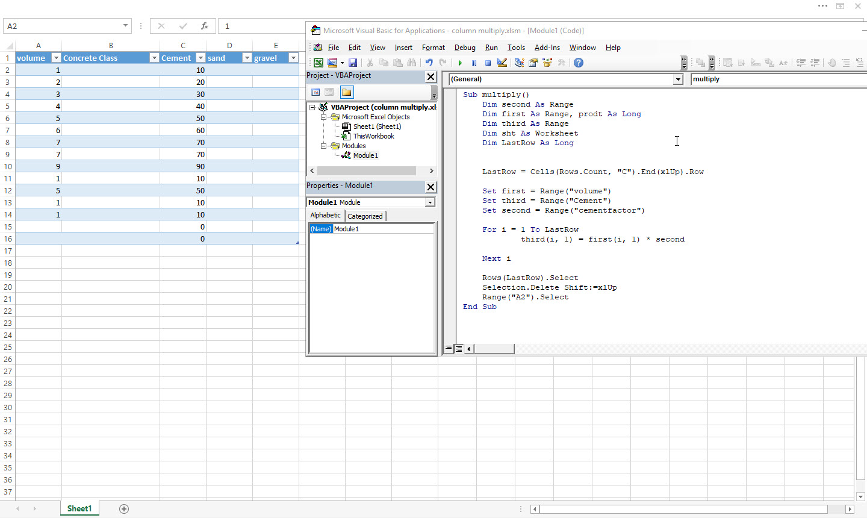 Vba Worksheet Function Formula