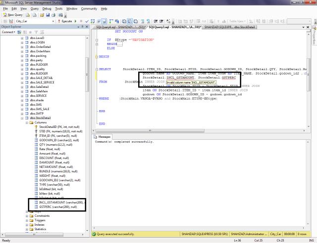 SQL Server: Invalid Column Name - Stack Overflow