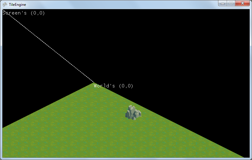 Mathematics Getting Isometric Grid Coordinates From Standard XY Coordinates Game