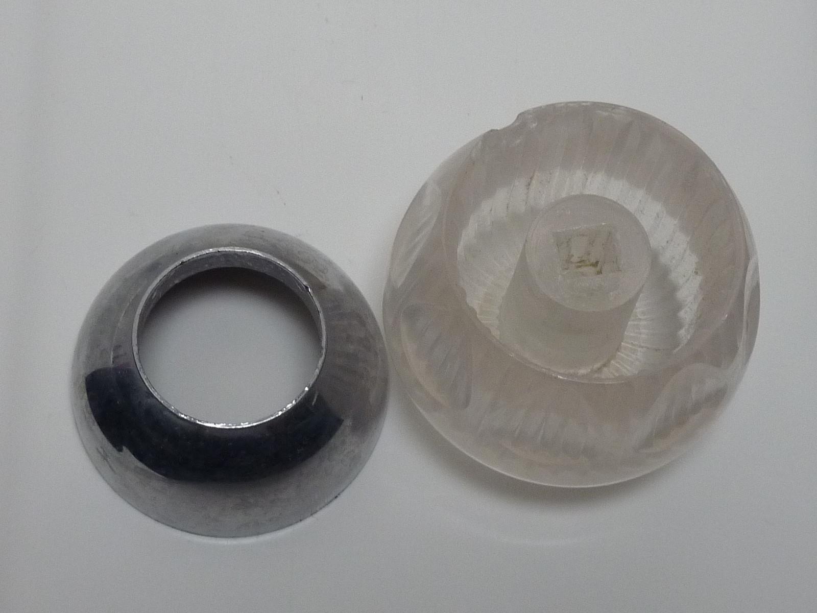 replace the broken knob handle