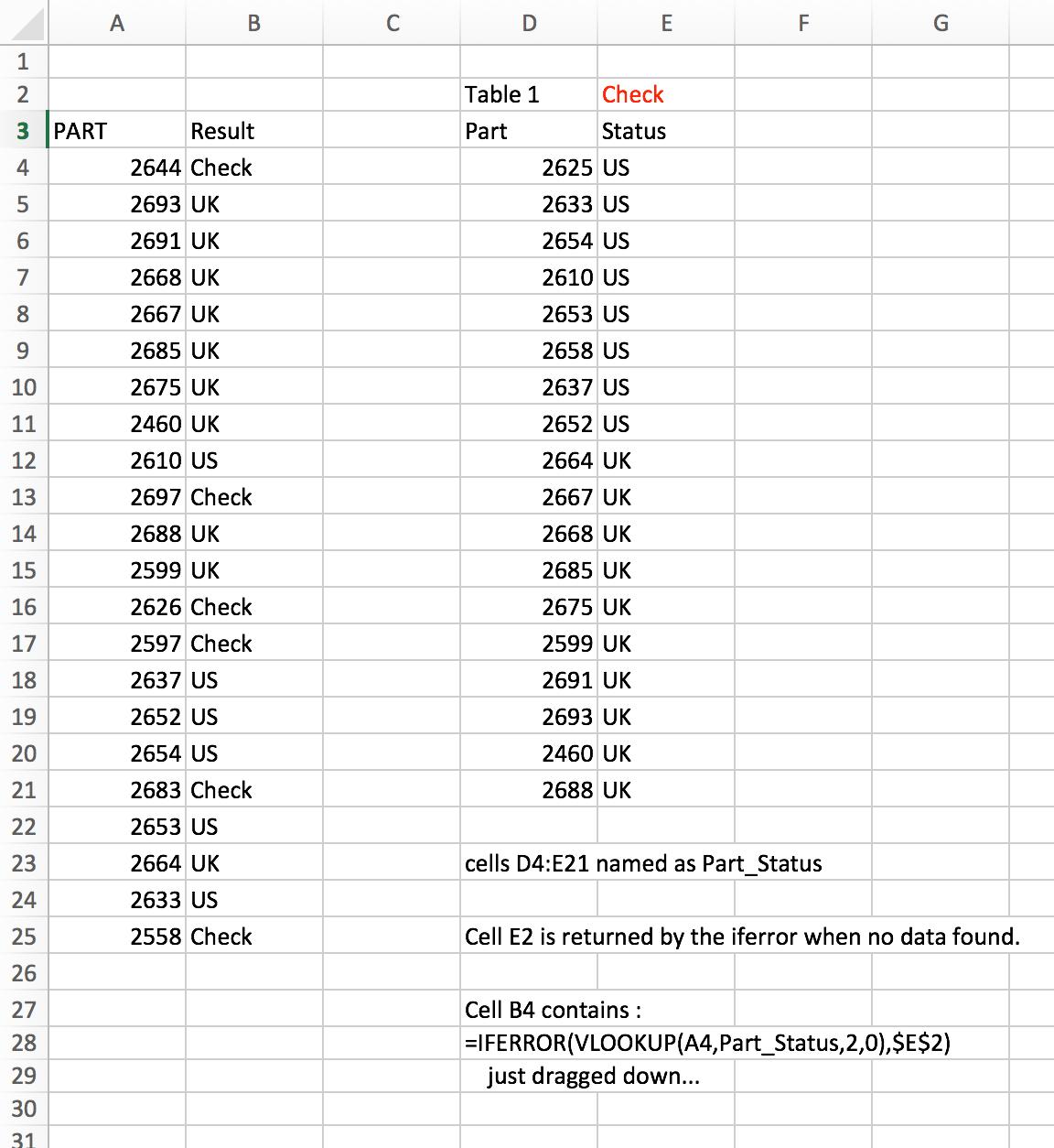Vlookup Range In Multiple Column