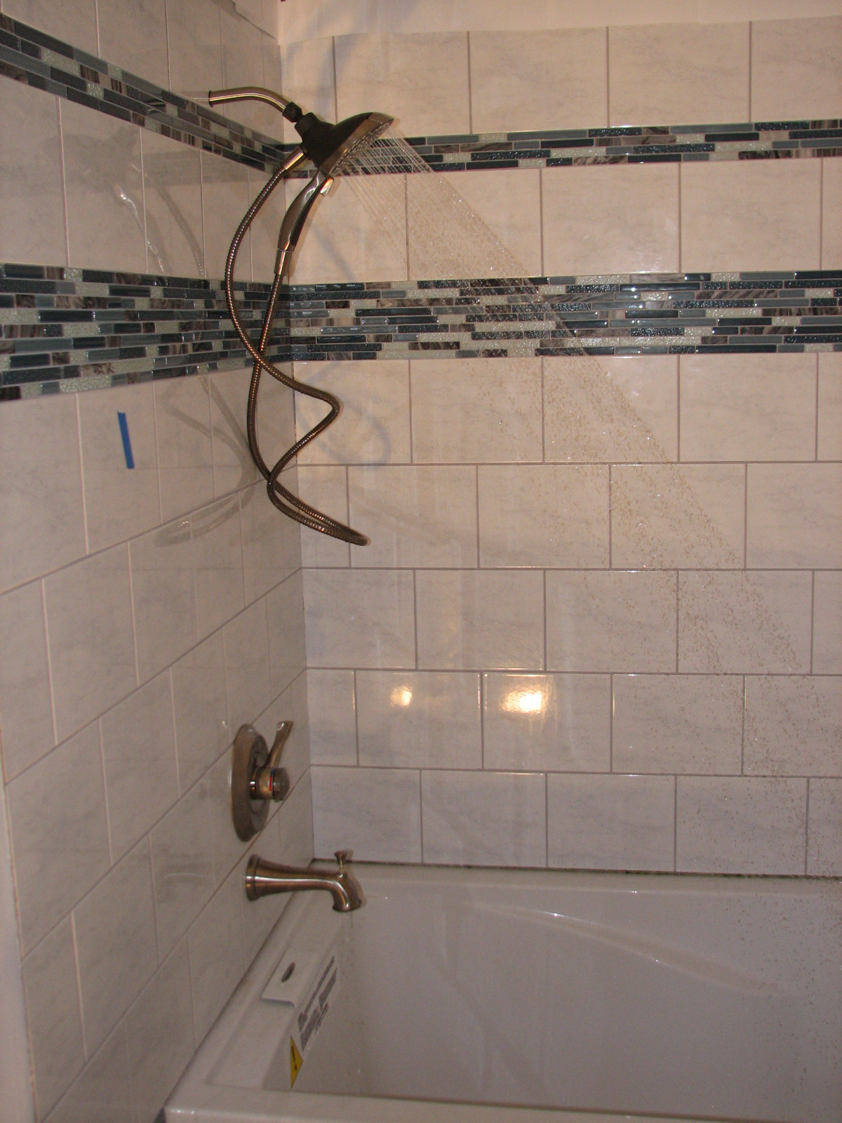 Plumbing Why Does My Shower Head Drip When The Tub Faucet Is On Home Improvement Stack Exchange
