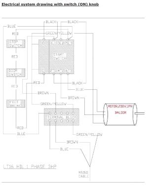 5hp 230v single phase motor popping 30amp breaker  Home