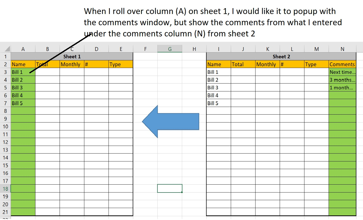 Excel Pictures Included Reference Cell Value To Comment Box Amp Automatic Alerts To Email
