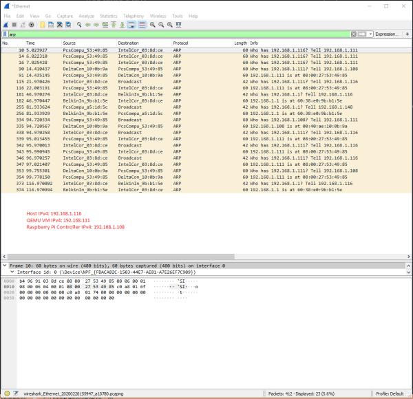 python - Create a QEMU Bridge Using the Socket Networking ...