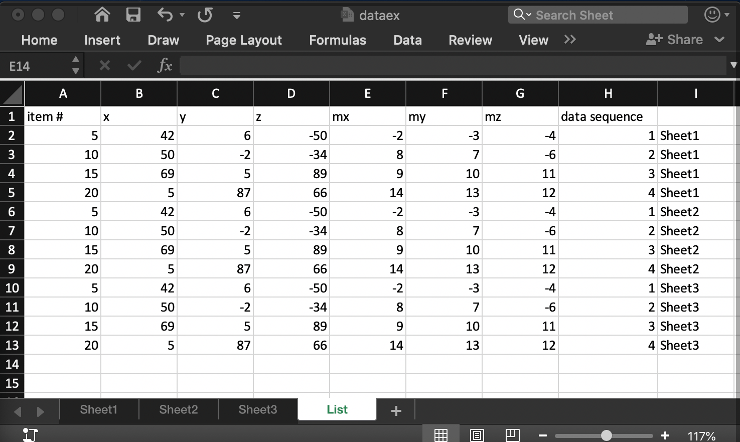 Making One Array Composed Of Multiple Range Values From