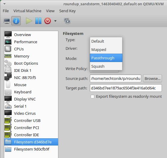 virtualization - 9p (libvirt/QEMU) share modes - Ask Ubuntu