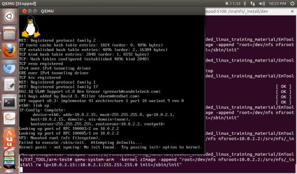linux - QEMU: How To mount rootfs using NFS on qemu ...