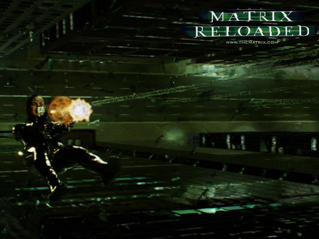 The Matrix Did Trinity Think She Would Survive Jumping