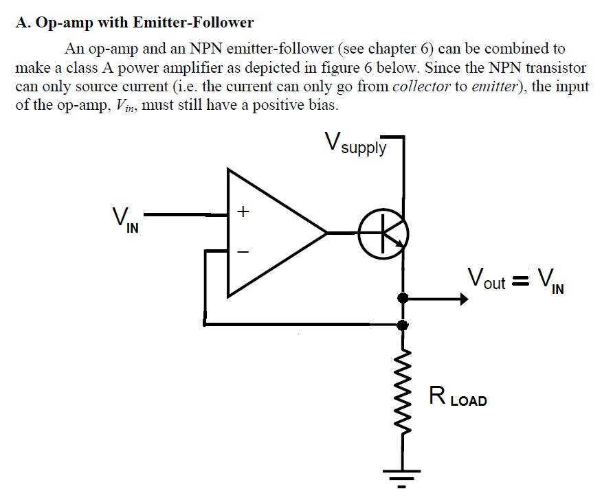 How To Design Current Amplifier Circuit To Amplify