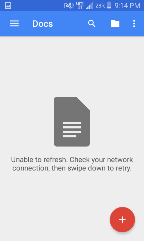 Google drive internet problems android phone - Android ...