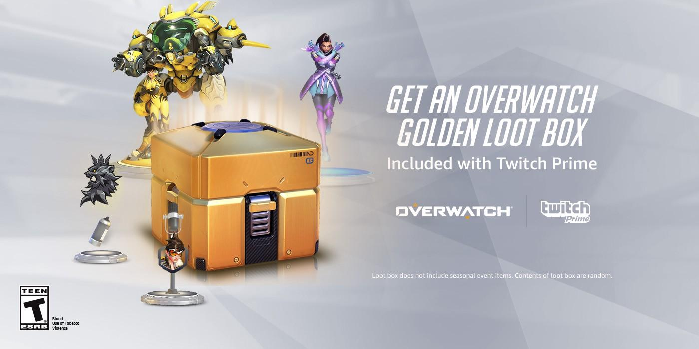Overwatch Can I Claim More Than One Golden Loot Box
