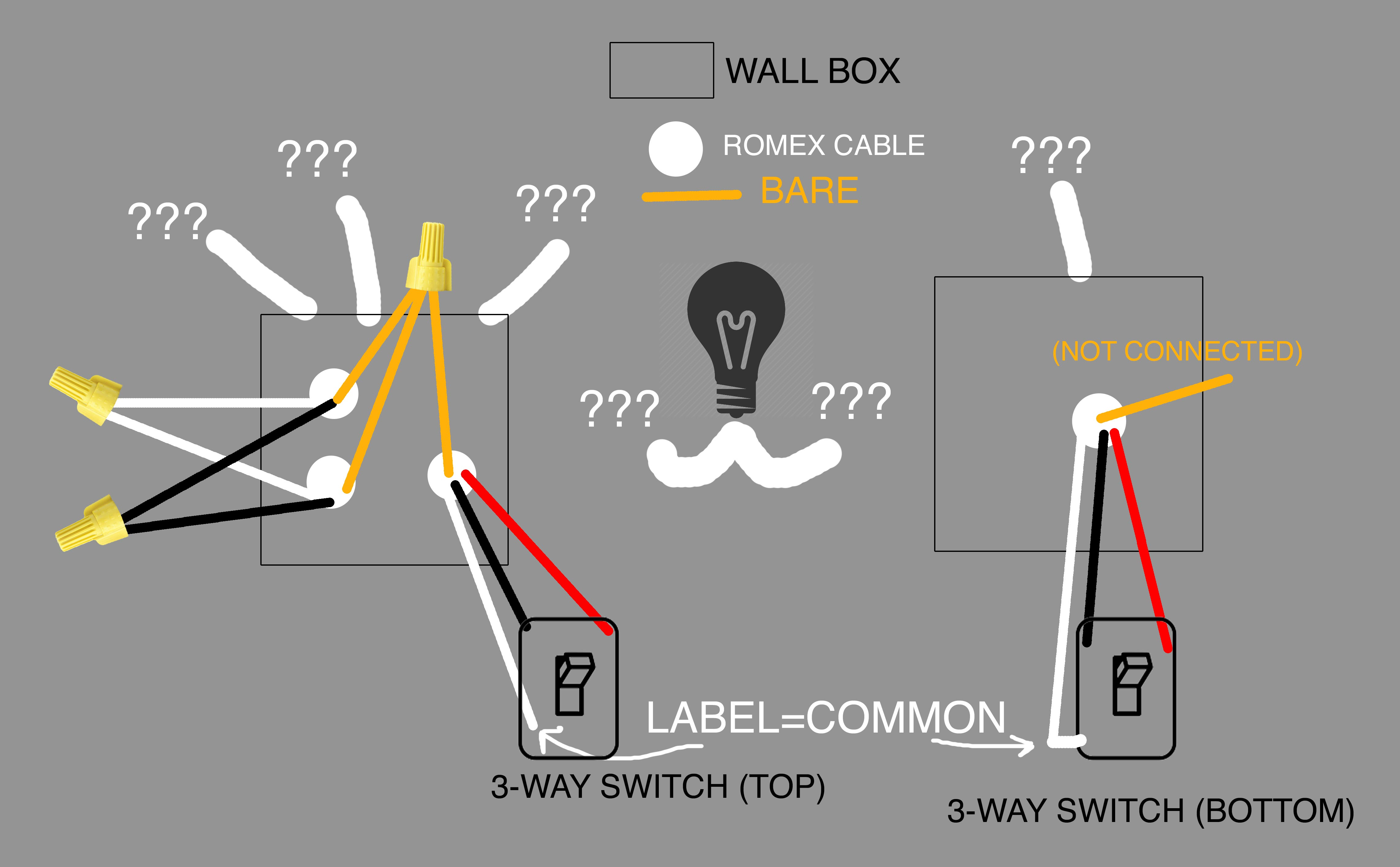 Install 3 Way Switch Wiring Diagram Free Download Wiring Diagram ...