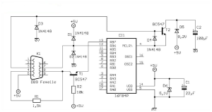 diodes  Can i replace 1n4148 with 1n4007 in this circuit