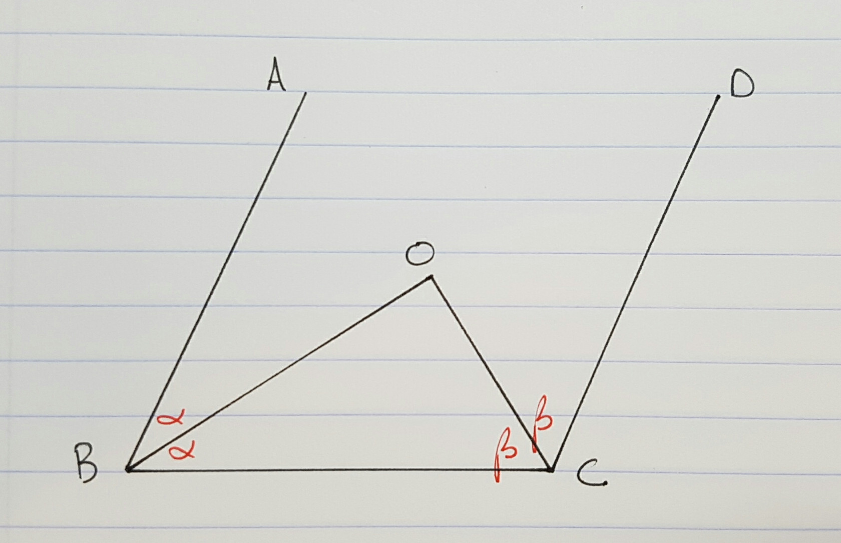 How To Show Parallel Lines