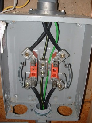 electrical  Electric Meter Runs Backwards  Home