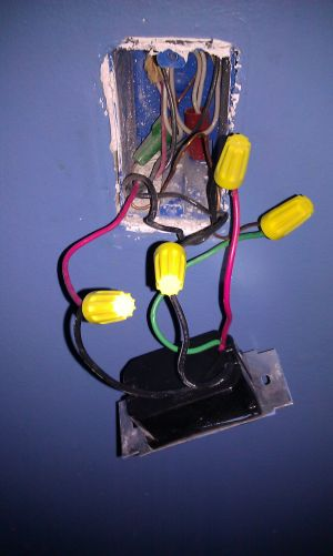 electrical  How do I replace this dimmer switch to a