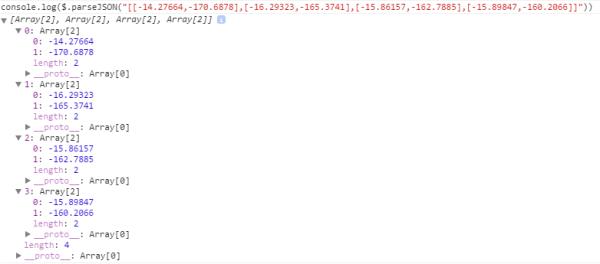 javascript - JSON.parse fails for negative floating point ...