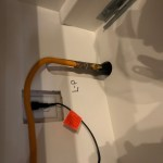 How To Insulate Around Kitchen Cabinet Cut Outs For Outlet