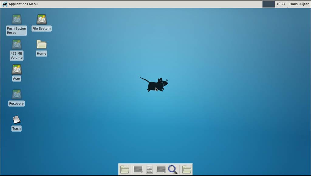 RDP – Your Ubuntu xfce4 desktop