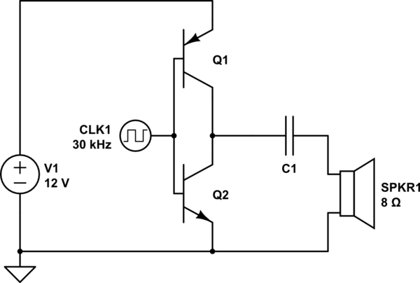 How To Build A DC Push-pull Voltage Amplifier With