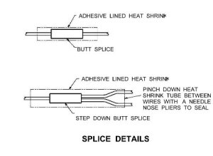 connector  Butt splice electrical symbol  Electrical