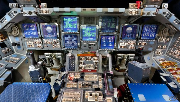 """space travel - how would a spaceship helm """"user interface ..."""