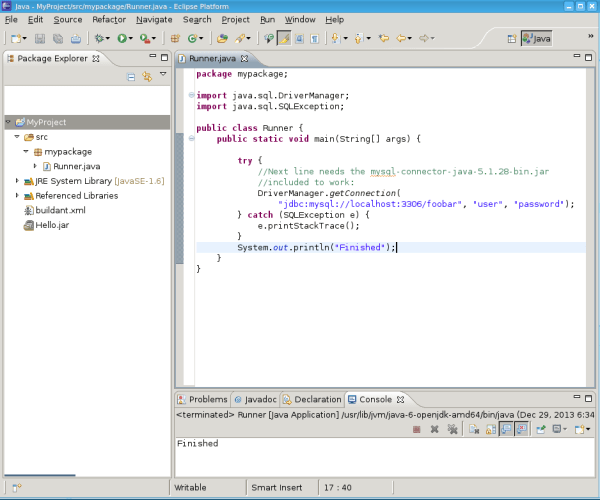 java - Eclipse: How to build an executable jar with ...