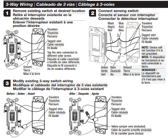 3 way switch wiring diagram lutron   wiring diagram portal  •