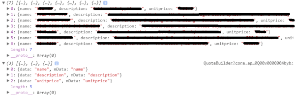 JQuery DataTables Plugin Empty Table - Stack Overflow