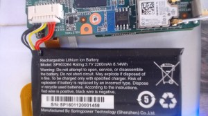 batteries  What are the 8 wires on this rechargeable lithiumion battery?  Electrical