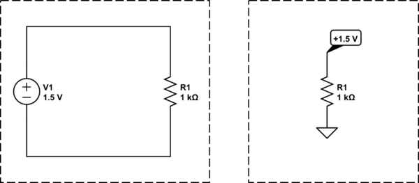 Electronic Circuit Simulator For Tracing