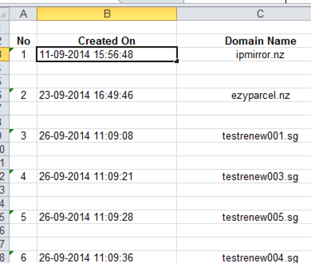 But When I Select The Cell And Hit Enter The Text Formatted Into Dateformat That I Specify