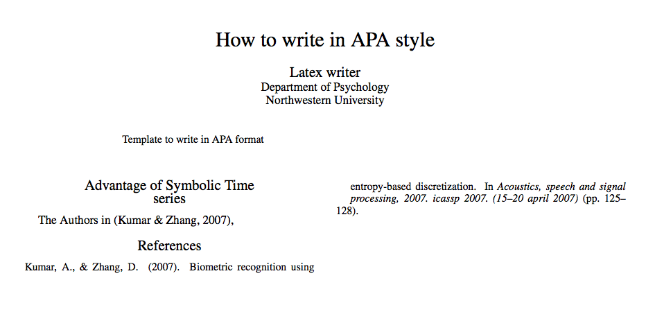 Help Writing Apa Style Annotated Bibliography