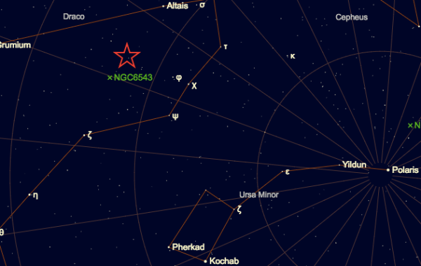 navigation - Does Venus have a north star or south star ...