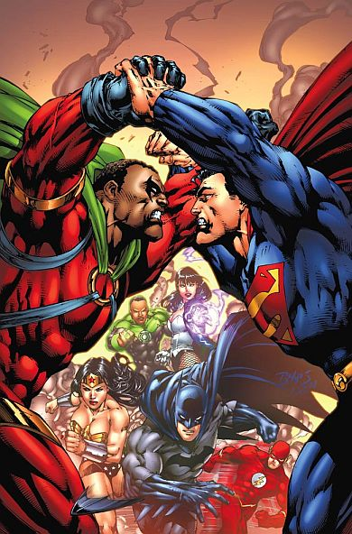 Comics Who In The DC Universe Can Stop Superman If He