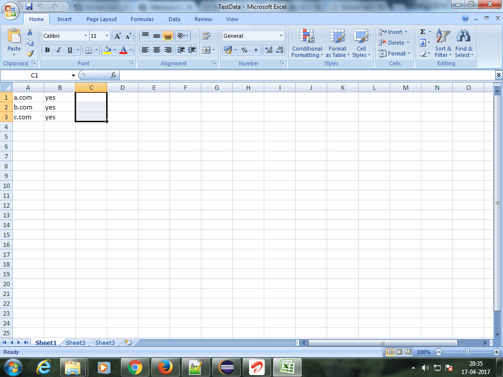 Java Testng Read An Excel File Assert And Write Back To The Excel File Through Testng