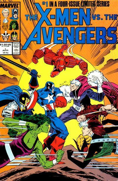 comics Have there been clashes between the Avengers and