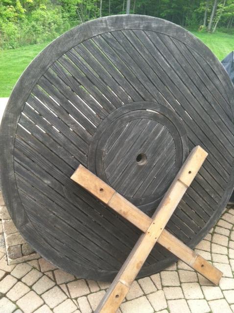 restore teak outdoor furniture