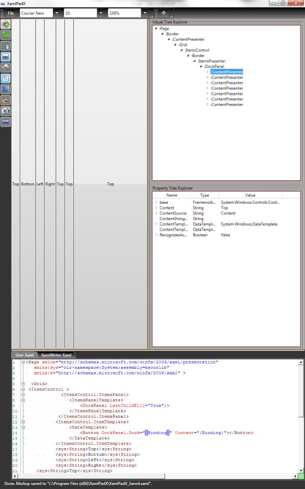 c# - Databind DockPanel - Stack Overflow