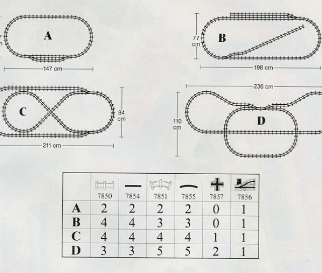 Official Track Examples