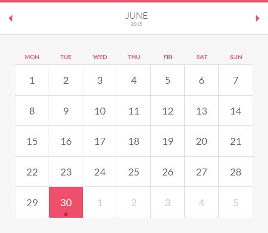 2013 - Custom calendar display template / JS Link ...
