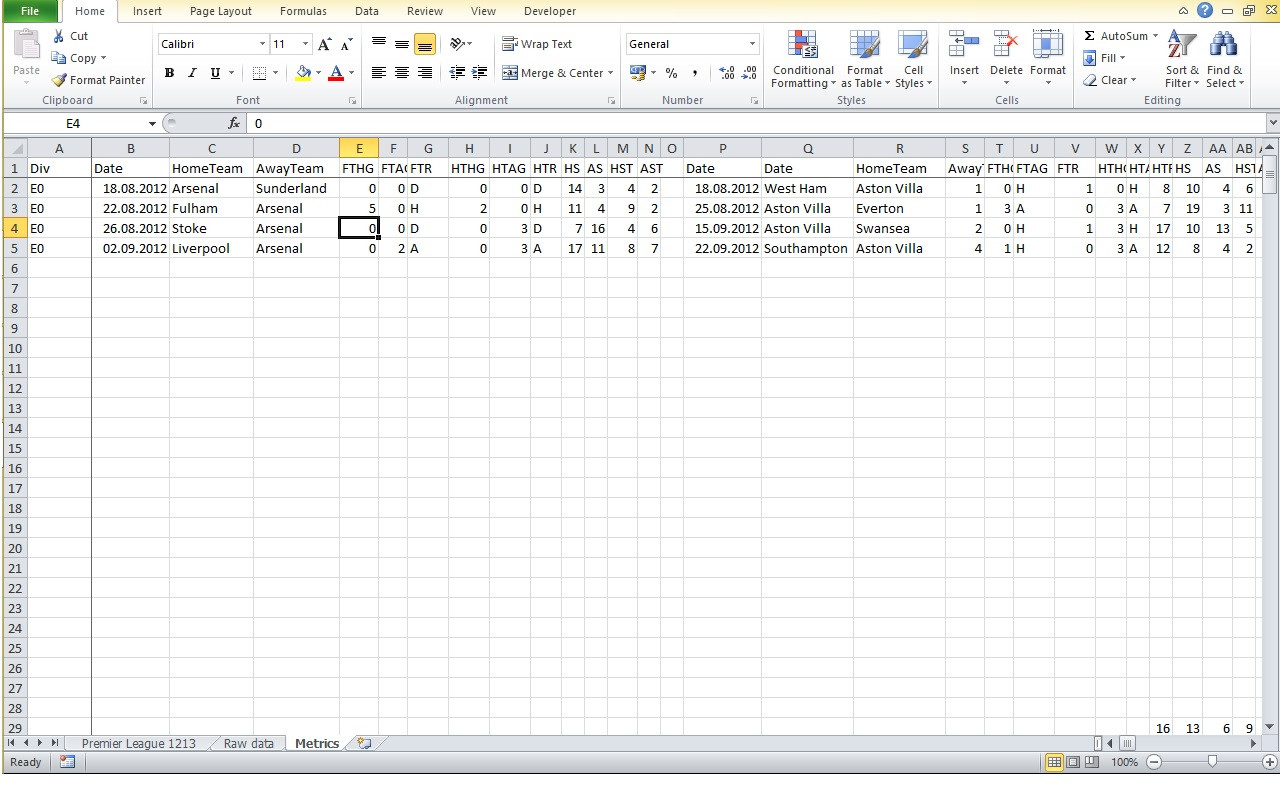 Copy To Excel Sheet