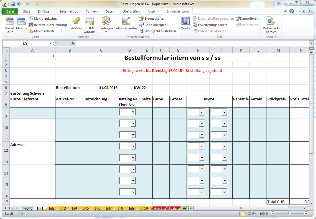 Excel Vba Button Text Andern